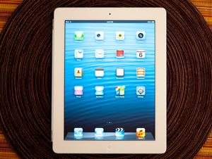 iPad 4 32GB Wifi (Black/White)